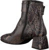 ROBERTO D'ANGELO Bottines LORENA en marron  - small