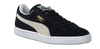 PUMA Baskets 352634 HEREN en noir - small