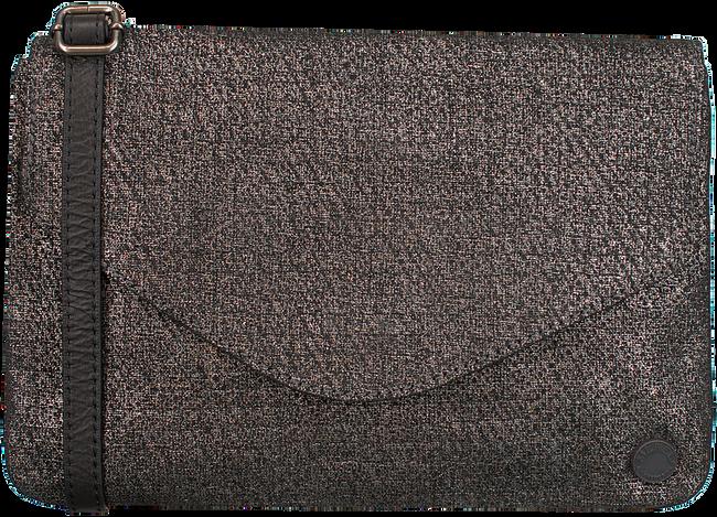 MEREL BY FREDERIEK Sac bandoulière SPARKLING NOBLE BAG en argent - large