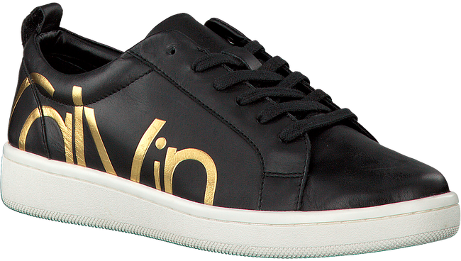 Zwarte CALVIN KLEIN Sneakers E5827  - large