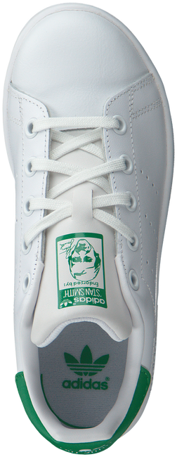 ADIDAS Baskets STAN SMITH C en blanc - large