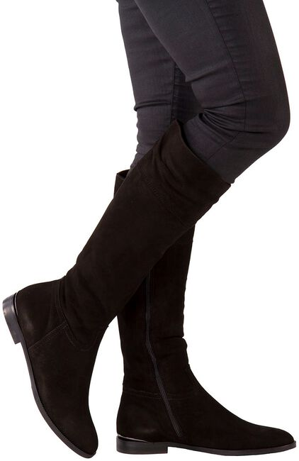 LAMICA Bottes hautes KISMAL en noir - large
