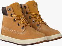 Camel TIMBERLAND Sneakers DAVIS SQUARE 6 INCH KIDS - medium