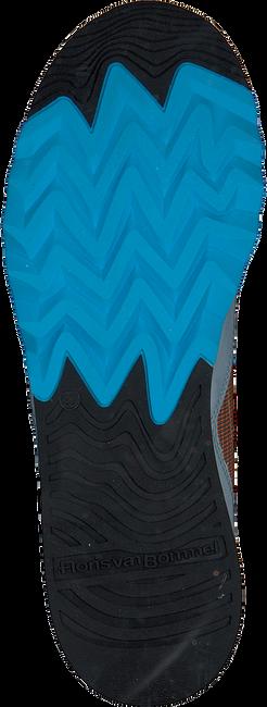 FLORIS VAN BOMMEL Baskets basses 85302 en bleu  - large
