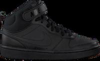Zwarte NIKE Hoge sneaker COURT BOROUGH MID 2  - medium