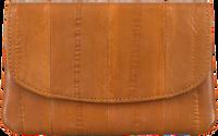 BECKSONDERGAARD Porte-monnaie HANDY RAINBOW AW19 en cognac  - medium