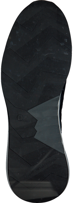 FLORIS VAN BOMMEL Baskets 16269 en noir  - large