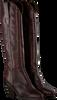 Bruine NOTRE-V Lange laarzen AH69  - small