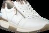 GABOR Baskets basses 928 en blanc  - small