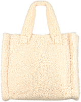 Witte STAND STUDIO Handtas LOLITA BAG  - medium