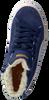 PUMA Baskets PUMA MID VULC FUR JR en bleu - small