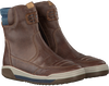 BRAQEEZ Bottines 417853 en marron - small