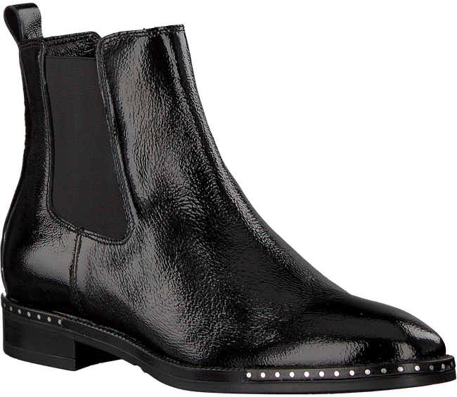 Zwarte OMODA Chelsea boots 86B001 - large