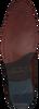 MAZZELTOV Chaussures à lacets MREVINTAGE603.02OMO en cognac  - small