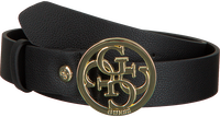 GUESS Ceinture ADHUSTABLE PANT BELT en noir  - medium