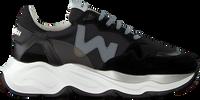 Zwarte WOMSH Lage sneakers FUTURA HEREN - medium