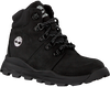 TIMBERLAND Bottines à lacets BROOKLYN HIKER KIDS en noir  - small
