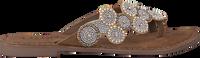 Beige LAZAMANI Slippers 75.645  - medium