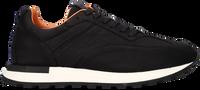 Zwarte MAZZELTOV Lage sneakers 11405  - medium