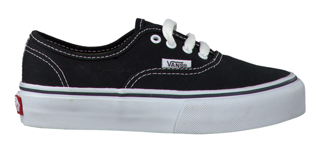 VANS Baskets AUTHENTIC KIDS en noir - large