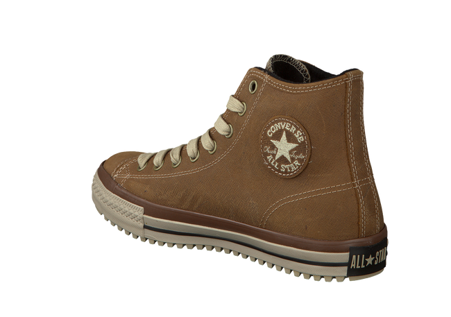 brown CONVERSE shoe CONVERSE BOOT MID  - large