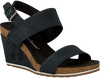 TIMBERLAND Sandales CAPRI SUNSET WEDGE en noir - small