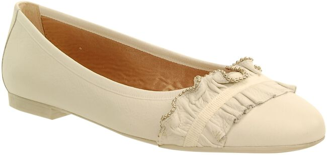 white HISPANITAS shoe 13700  - large
