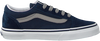 VANS Baskets basses UY OLD SKOOL en bleu  - small