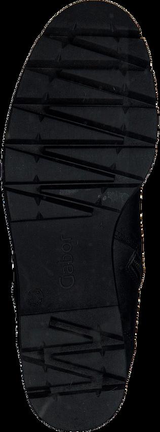 GABOR Bottines à lacets 93.711.27 NEW JERSEY en noir - larger