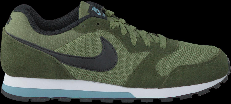 277ef80c459 Omoda Heren Groene Nike Md Sneakers be Runner qx6U4fH