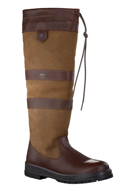 DUBARRY Bottes hautes GALWAY en marron - large