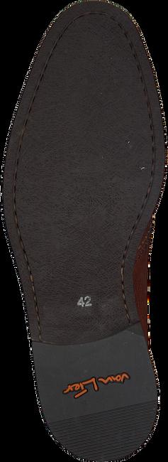 VAN LIER Richelieus 5373 en cognac - large