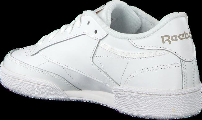 REEBOK Baskets CLUB C 85 WMN en blanc - large
