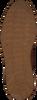 REHAB Bottines à lacets NAZAR LTHR VINTAGE en marron - small