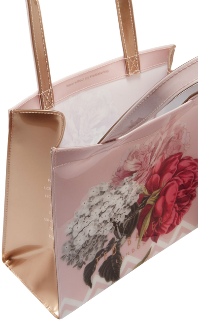 Roze TED BAKER Handtas EMELCON - large