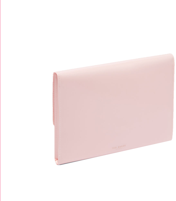 Roze TED BAKER Clutch LUANNE - large