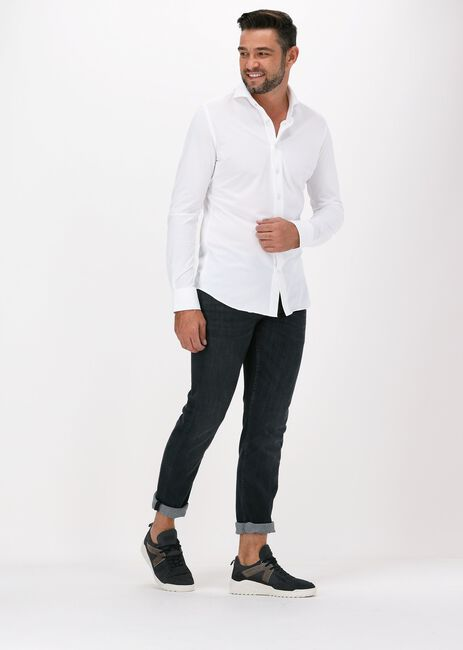 VANGUARD Slim fit jeans V7 RIDER CONCRETE GREY STRETCH en gris - large
