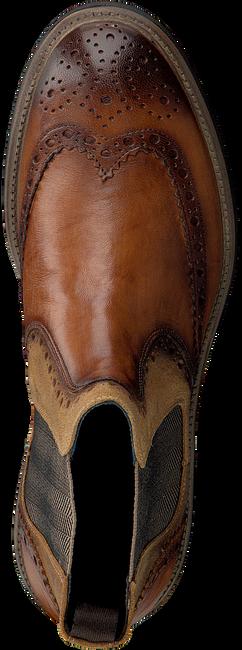 Cognac GIORGIO Chelsea boots HE59603  - large