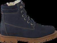 Blauwe TON & TON Veterboots 4592N  - medium