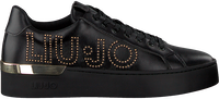 LIU JO Baskets basses SILVIA 10 en noir  - medium