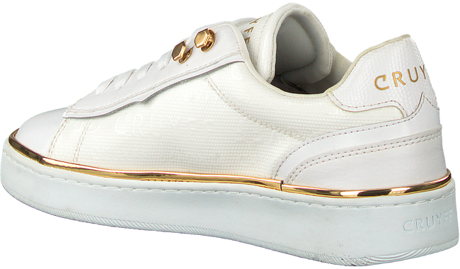 Witte CRUYFF CLASSICS Lage sneakers CHALLANGE  - large