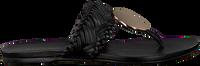 Zwarte AREZZO Slippers A0327401070001U  - medium