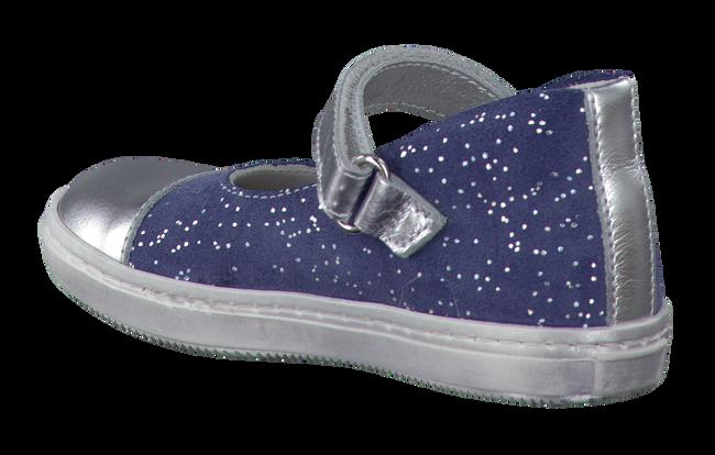 GATTINO Ballerines G1477 en bleu - large