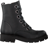 BRAQEEZ Bottines à lacets GWEN GABRI en noir  - medium