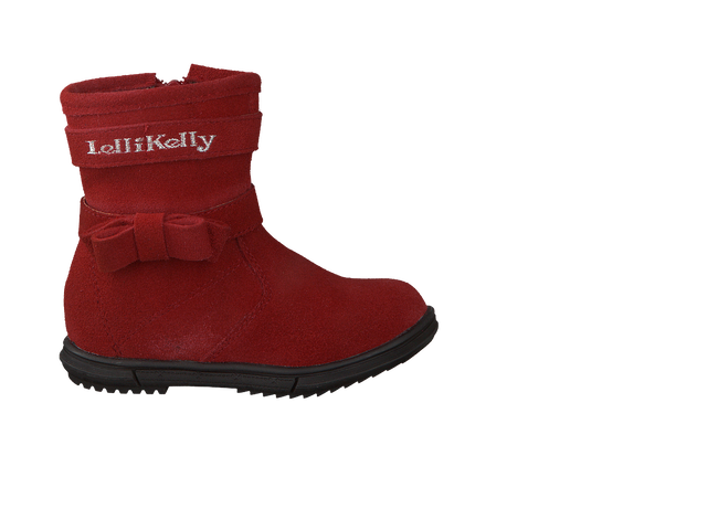LELLI KELLY Bottes hautes DIAMOND FB01 en rouge - large