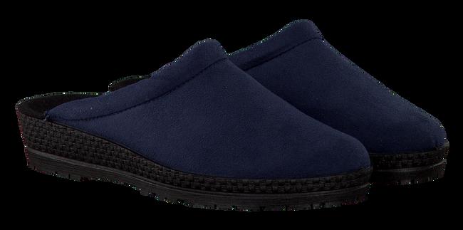 Blauwe ROHDE ERICH Pantoffels 2292  - large