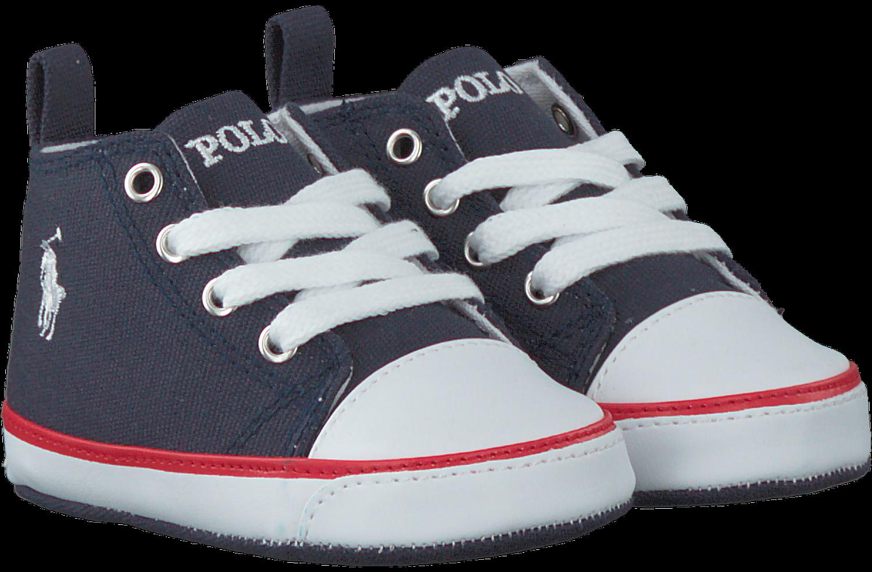 Ralph Bleu Polo Hi Harbour En Omoda Lauren Bébé Layette Chaussures mwNn0Ov8