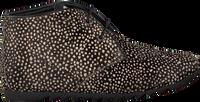 Zwarte MARUTI Veterschoenen GINNY  - medium