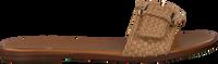 Beige NOTRE-V Slippers 443019  - medium
