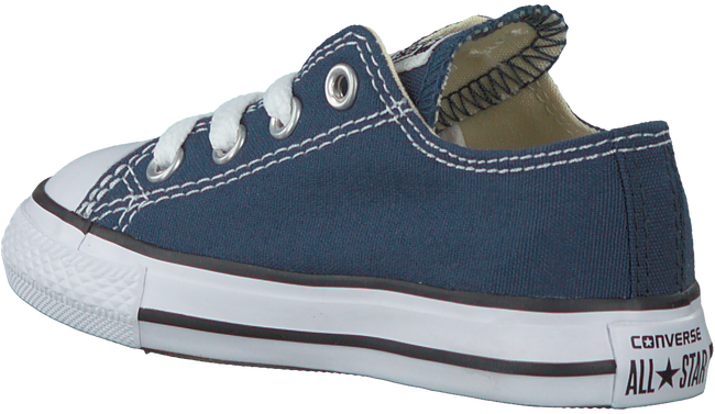 CONVERSE Baskets CTAS OX KIDS en bleu - large